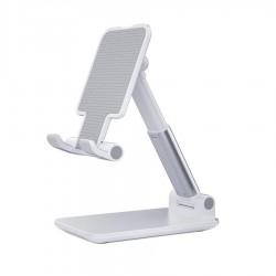 HT-107 Metal Gövde Masa Üstü Telefon ve Tablet Standı Tutucu