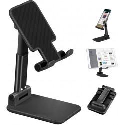 HT-R006 Masaüstü Telefon Tablet Tutucu Stand Taşınabilir