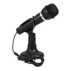 HT-122 Masa Üstü Standlı Bilgisayar Mikrofonu