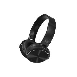 HT-550 Extra Bass Kablosuz Mikrofonlu Cep Telefonu Kulaklık