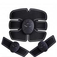 HT-126 Gym Karın Kası Geliştirici Göbek Vücut Kol Masaj Aleti 3lü