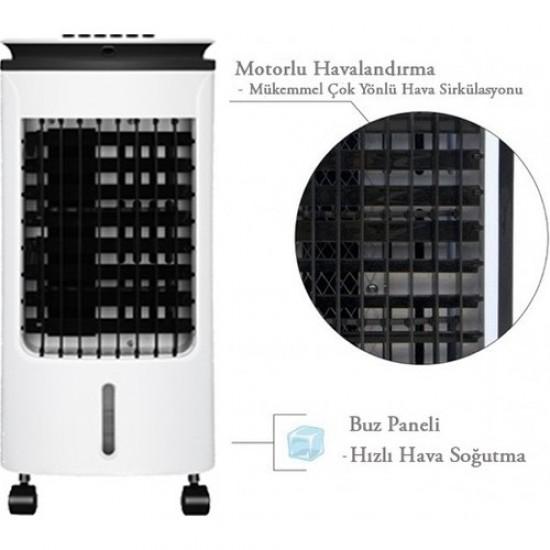 BL-199DL Portatif Taşınabilir Hava Temizleyici