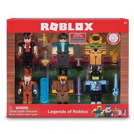 Roblox 6 lı Figür Karakter Set