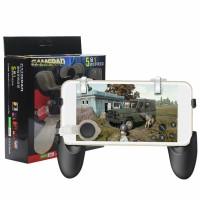 5 İN 1 Pubg Oyun Konsolu Tetik Gamepad Tüm telefonlar için