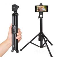 Yunteng 1688 Bluetooth Kumandalı Selfie Stick ve Tripod 134 Cm