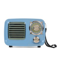 Kemai MD-309BT Bluetooth Retro Radyo 17 Cm
