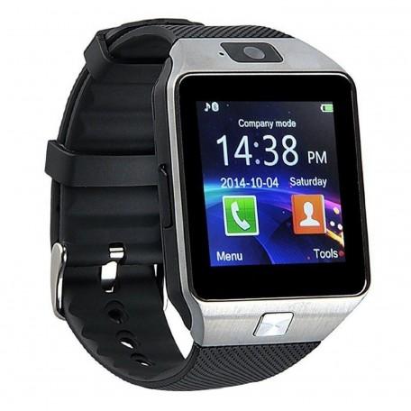 DZ09 Smart Watch Sim ve Hafıza Kartlı Kameralı Akıllı Saat