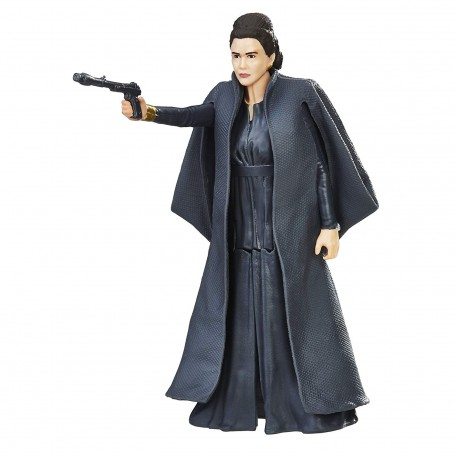 Star Wars General Leia Organa Force Link Figür