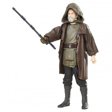 Star Wars Luke Skywalker (Jedi Exile) Force Link Figür