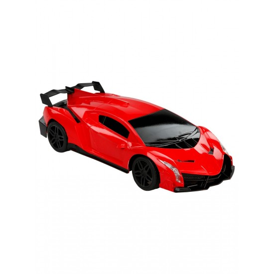 Can Oyuncak Uzaktan Kumandalı Şarjlı Araba 3+ Yaş Kırmızı 27 Cm