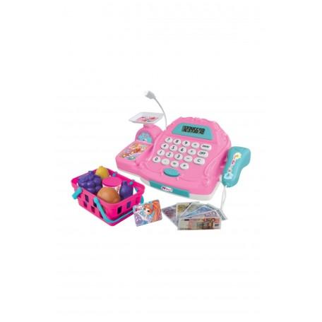 Furkan Toys Winx Lisanslı Pilli Yazar Kasa