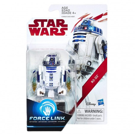 Star Wars R2-D2 Force Link Figür