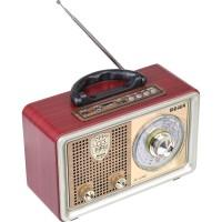 Meirer M 110Bt Bluetoothlu Usb Nostaljik Radyo