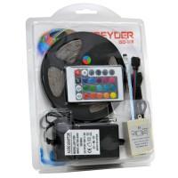 Greyder GD-960 Silikonlu Kumandalı RGB Şerit LED 5 Metre