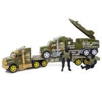 Aksiyon Askerli Oyuncak Seti 4 Parça