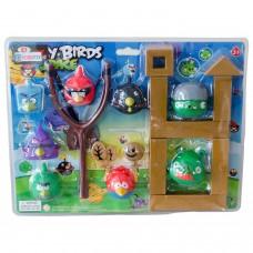 Angry Birds Kızgın Kuşlar Sapanlı Oyun Seti 13 Parça
