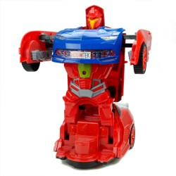 Avengers Dönüşen Robot Oyuncak Araba 21 Cm