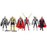 Avengers Endgame Yenilmezler Oyuncak Seti 6lı 2020 Model