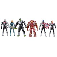 Avengers Endgame Yenilmezler Oyuncak Seti 6lı 2020 Model v2