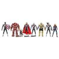 Avengers Endgame Yenilmezler Oyuncak Seti 8li 2020 Model