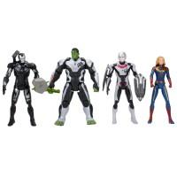Avengers Endgame Kahramanlar Yenilmezler Oyuncak Seti 4lü 2020