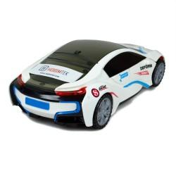 BMW i8 Dönüşen Robot Oyuncak Araba Sesli Işıklı 23 Cm