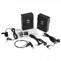 Boya By-Wm5 Kablosuz Yaka Mikrofonu DSLR ve Cep Telefonu
