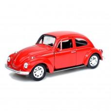 Beetle Vosvos Oyuncak Lisanslı Diecast Metal Çek Bırak Araba