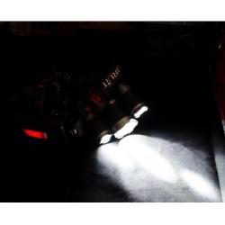 Boruit Led Kafa Feneri 2000Lm Xm-L T6 2000 Lümen 3 Mod Şarjlı