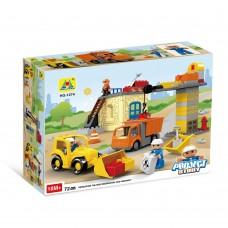 Büyük Lego İnşaat Sahası 72 Parça Set