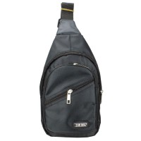 CHN Bag Erkek Çapraz Çanta 420 Denye Suni Deri Kumaş