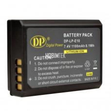 Canon LP-E10 Batarya 1100d 1200d 1300d