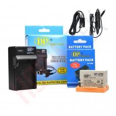 Canon LP E8 Batarya ve Şarj Aleti 700D 650D 600D 550D