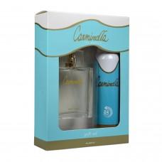 Carminella Edt 100 Ml Kadın Parfüm 150 Ml Kadın Deodorant Set
