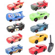 Cars Şimşek McQueen Anahtar Fırlatıcılı Oyuncak Araba Seti