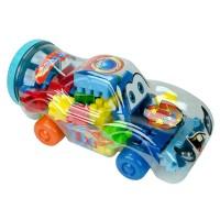 Cars Şimşek Mcqueen 24+ Legolu Araba