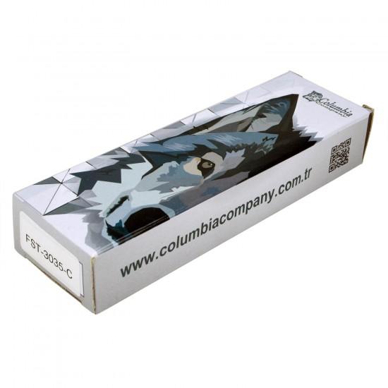 Columbia FST-3035-C Ay Yıldız Çakı US Tactical Folding Knife