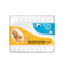 Cotton Bebek Emniyetli Kulak Çubuğu 60 Adet