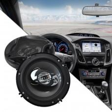 Drivetec Oto Hoparlör 16cm 650W Tweeterli 2li Takım