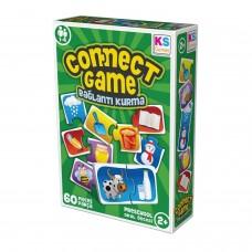 Eğitici Oyuncak Bağlantı Kurma Oyunu Puzzle Yapboz