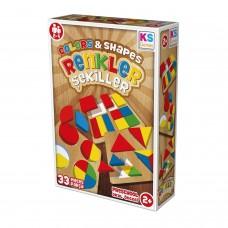 Eğitici Oyuncak Renkler Şekiller Colors & Shapes