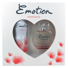 Emotion Romance Bayan Parfüm Seti 50Ml Edt 150Ml Deo