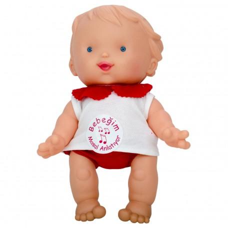Erpa Tombiş Bebek Masal Anlatan Et Bebek