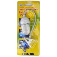 Esnek QX-003 Pilli Akrobat Klipsli Mandallı LED Lamba