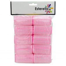 Esterella 8244 Yapışkan Bigudi Orta Boy Bukleler