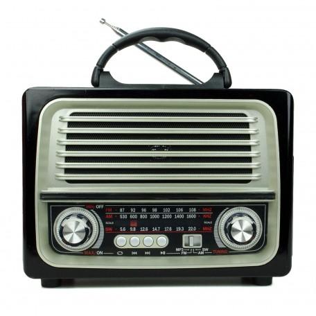 Everton RT-850 Vintage Bluetootlu Nostaljik Radyo Ahşap Şarjlı