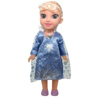 Frozen Elsa Müzikli Fashion Elbiseli Bebek V2