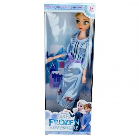 Frozen Olaf Adventure Oyuncak Bebek
