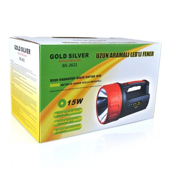 Gold Silver Gs-2621 15W 5000 Metre Projektör