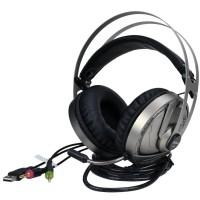 Goldtech LD2 Profesyonel Mikrofonlu Usb Işıklı Game Kulaklık